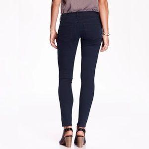 Old Navy Rockstar Low Rise jeans 6L